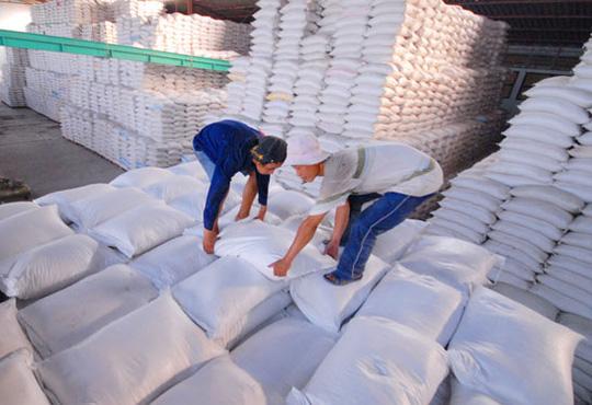 Khuất tất trong xuất khẩu gạo - Ảnh 1.