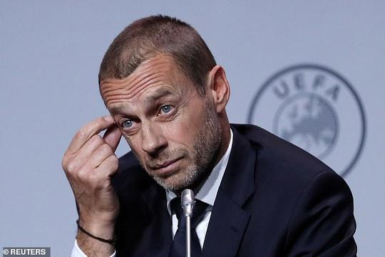 Chính thức: UEFA hoãn vô thời hạn Champions League và Europa League, nhưng...  - Ảnh 5.