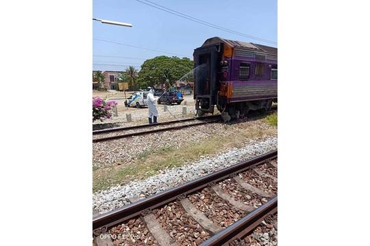Người mắc Covid-19 chết trên xe lửa ở Thái Lan, kẻ giấu bệnh để chăm vợ lúc sinh ở Mỹ - Ảnh 1.