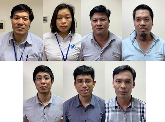 Khởi tố hàng loạt thuộc cấp và đồng phạm của ông Nguyễn Nhật Cảm - Ảnh 1.