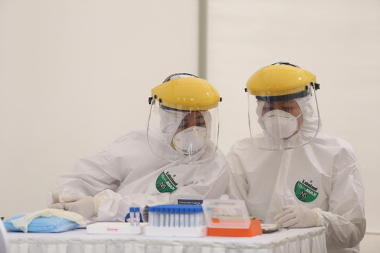 Bộ Y tế yêu cầu báo cáo việc mua sắm máy xét nghiệm Real-time PCR tự động - Ảnh 2.