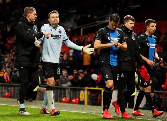 Sốc: Bỉ kết thúc mùa giải sớm, Club Brugge chờ công bố lên ngôi vô địch - Ảnh 1.