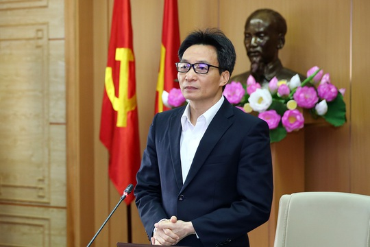 Phó Thủ tướng cảm ơn Nhân dân đã chung sức, đồng lòng chống dịch Covid-19 - Ảnh 1.