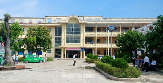 Đã làm rõ thủ phạm gây ra nhiều vụ trộm ở Bệnh viện Đa khoa Bắc Quảng Bình - Ảnh 2.