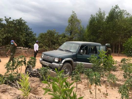 Thông tin mới vụ hỗn chiến nghi giành địa bàn khai khoáng ở Bình Thuận khiến 1 người thiệt mạng - Ảnh 1.
