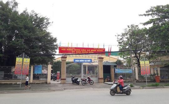 Sai phạm rất nghiêm trọng ở xã Bình Hưng, huyện Bình Chánh - TP HCM - Ảnh 1.