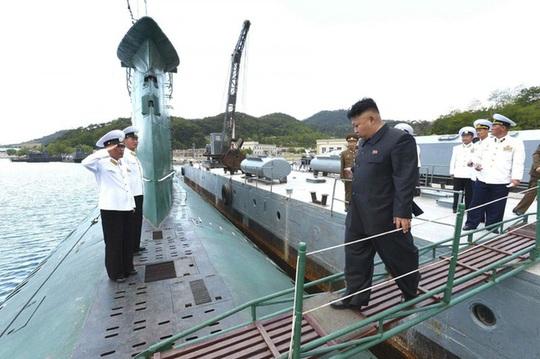 """Hé lộ """"vũ khí chiến lược mới"""" của ông Kim Jong-un - Ảnh 1."""