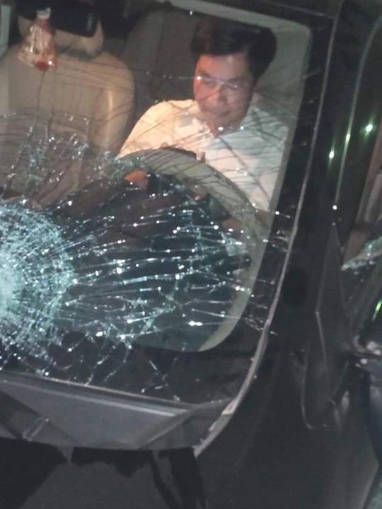 Khởi tố vụ án Trưởng Ban Nội chính Thái Bình lái xe bỏ chạy sau khi gây tai nạn chết người - Ảnh 2.
