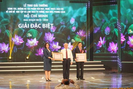 Vinh danh các tác phẩm học tập và làm theo tư tưởng, đạo đức, phong cách Hồ Chí Minh - Ảnh 2.