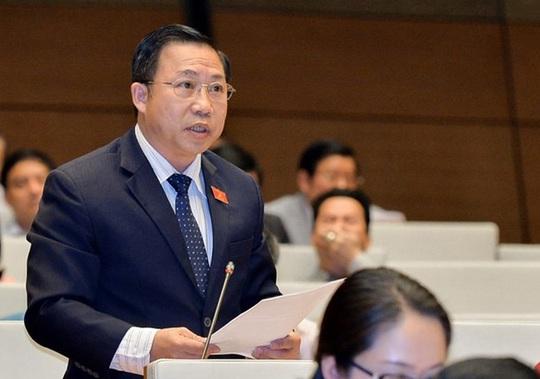 Đại biểu Lưu Bình Nhưỡng gửi kiến nghị tới Chủ tịch nước về vụ án Hồ Duy Hải - Ảnh 1.