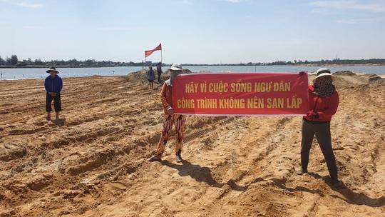 Phó Chủ tịch HĐND Quảng Nam: Lấp vịnh An Hòa phải hết sức cẩn thận! - Ảnh 7.