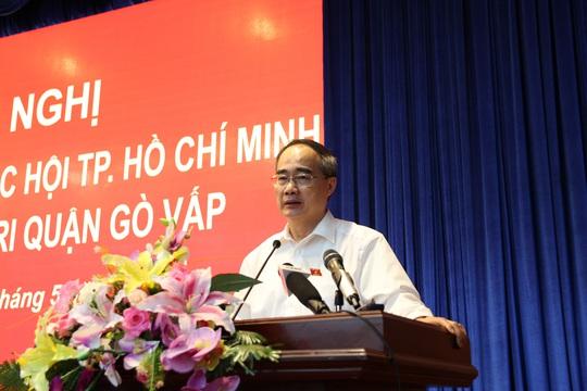 Bí thư Thành ủy TP HCM nói về công tác cán bộ sắp tới - Ảnh 1.
