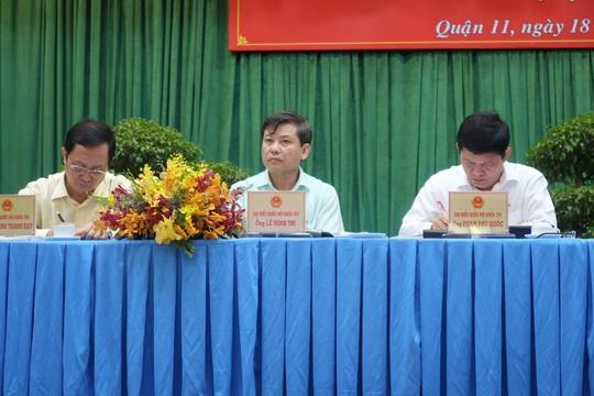 Viện trưởng VKSND Tối cao nghe cử tri nói về vụ án Hồ Duy Hải - Ảnh 1.