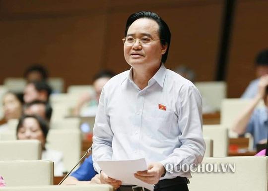 Bộ trưởng Phùng Xuân Nhạ nói về  việc Chủ tịch Quảng Ninh kiêm hiệu trưởng trường ĐH Hạ Long - Ảnh 1.