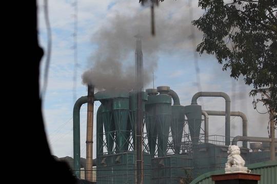 Ô nhiễm môi trường ở mức báo động - Ảnh 1.