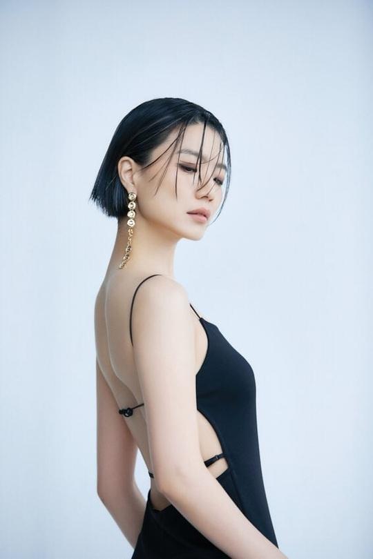Người đẹp Hàn Quốc gây sốt với loạt ảnh khoe dáng vóc - Ảnh 5.