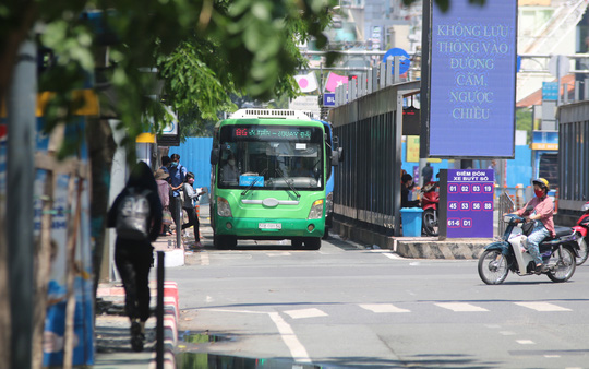 Vì sao xe buýt TP HCM năm 2020 cần đến hơn 1.300 tỉ đồng từ ngân sách? - Ảnh 1.