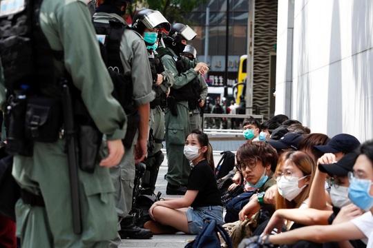 Mỹ tăng sức ép lên Trung Quốc về vấn đề Hồng Kông - Ảnh 2.
