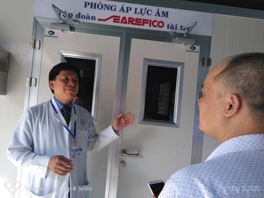 Sở Y tế TP HCM yêu cầu khẩn đối với người nhập cảnh khám chữa bệnh - Ảnh 1.