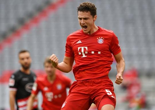 Phá nát mọi hàng thủ Bundesliga, Lewandowski lập siêu kỷ lục - Ảnh 3.