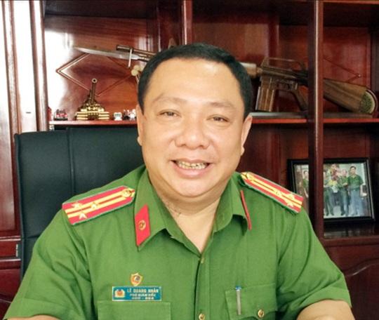 Bộ Công an điều động, bổ nhiệm thêm 2 Phó giám đốc Công an Đồng Nai - Ảnh 1.
