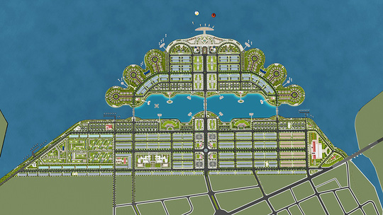 Thêm 2 khu đô thị sinh thái lấn biển ở Tây Nam - Ảnh 5.