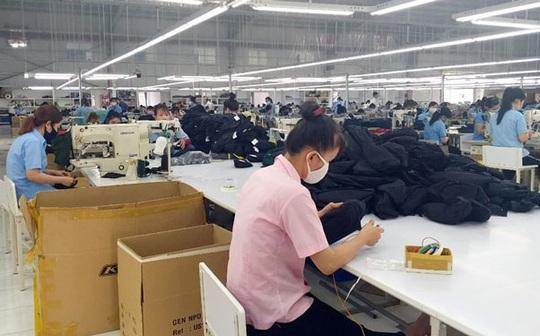 Long An: 5.000 công nhân bị ảnh hưởng bởi dịch bệnh - Ảnh 1.