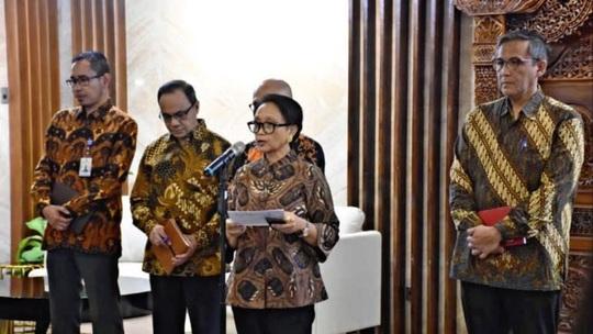 Indonesia gây sức ép lên Trung Quốc sau cái chết của 4 thuyền viên - Ảnh 1.