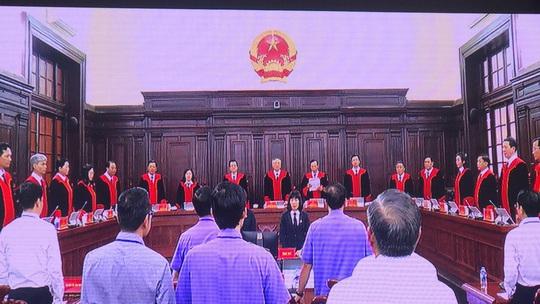 Hội đồng thẩm phán biểu quyết bác kháng nghị vụ Hồ Duy Hải - Ảnh 2.