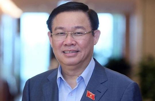 Thủ tướng trình Quốc hội miễn nhiệm Phó Thủ tướng Vương Đình Huệ - Ảnh 1.