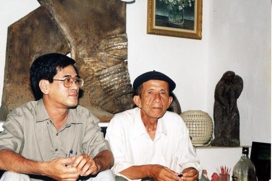 Nhà thơ Nguyễn Đức Sơn qua đời - Ảnh 2.