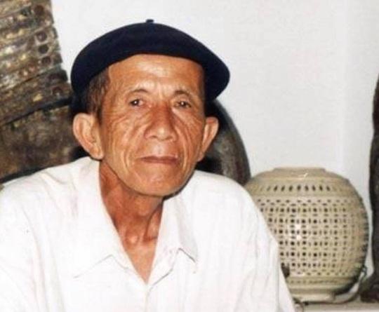 Nhà thơ Nguyễn Đức Sơn qua đời - Ảnh 1.
