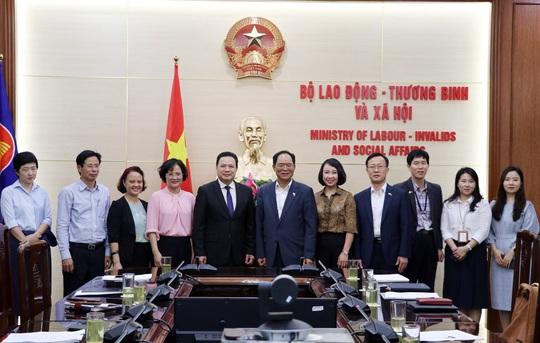 Sẽ có chương trình lao động kỳ nghỉ tại Hàn Quốc - Ảnh 1.