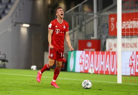 Giành vé dự chung kết DFB Pokal, Bayern Munich hướng tới cú ăn ba lịch sử - Ảnh 4.