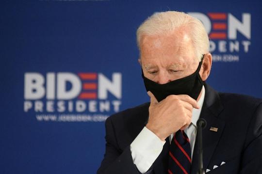 Tổng thống Trump và đối thủ Biden: Tư tưởng lớn gặp nhau - Ảnh 1.