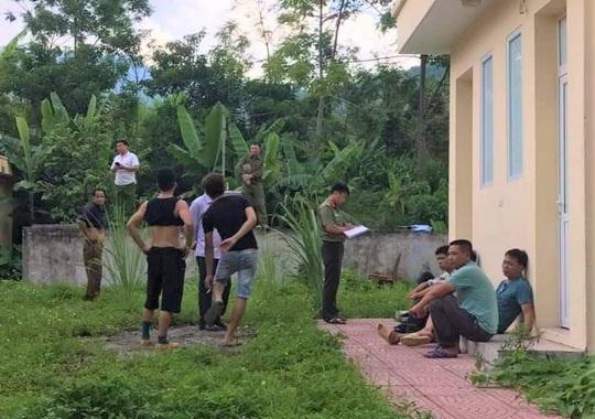 Tá hỏa phát hiện nam công nhân tử vong tại một trạm xá bỏ hoang - Ảnh 1.