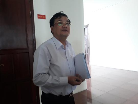 Ủy ban Thẩm phán ra phán quyết vụ bị cáo nhảy lầu tại TAND tỉnh Bình Phước - Ảnh 2.
