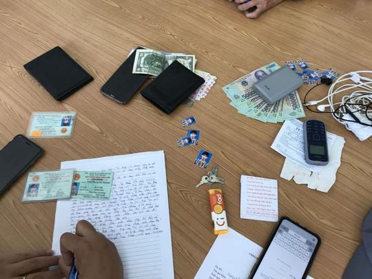 Bắt đối tượng gây ra hàng loạt vụ trộm liên tỉnh miền Trung - Ảnh 1.