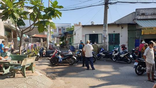 Lửa bùng cháy ở nhà trọ quận Bình Tân, 3 người tử vong - Ảnh 1.