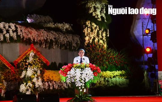 Thường trực Ban Bí Thư Trần Quốc Vượng dự Lễ khánh thành tượng đài Chủ tịch Hồ Chí Minh với nhân dân Quảng Bình - Ảnh 2.