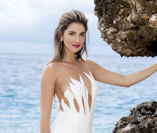 Hoa hậu hoàn vũ bị cưa 1 chân - Ảnh 3.