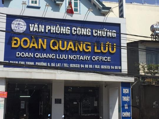 Lãnh đạo tỉnh Lâm Đồng nói gì vụ vợ Giám đốc Sở Tư pháp lừa đảo hàng trăm tỉ đồng? - Ảnh 2.