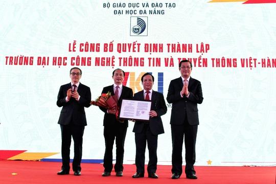 Đại học Đà Nẵng thành lập trường thành viên thứ 6 - Ảnh 1.