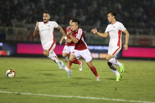 Công Phượng giúp CLB TP HCM thắng giòn giã, ghi điểm với HLV Park Hang-seo - Ảnh 3.