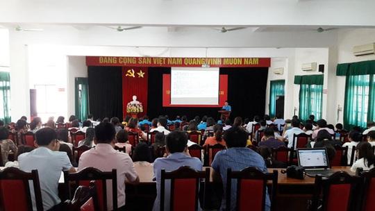 Hà Nội: Vận động người lao động vào Công đoàn - Ảnh 1.