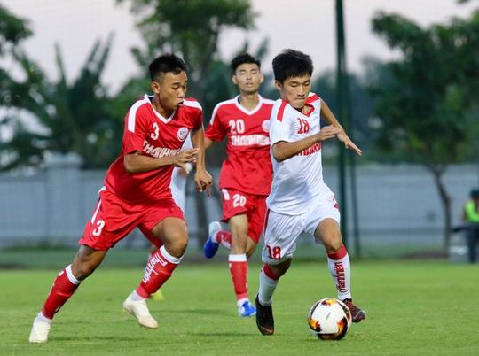VCK U19 Quốc gia 2020: TP HCM gục ngã phút cuối, HAGL cầm hòa chủ nhà - Ảnh 3.