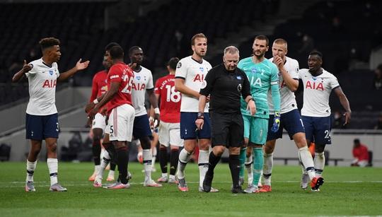 Tottenham hòa nghẹt thở Man United, Pogba tạo dấu ấn ngày trở lại - Ảnh 7.