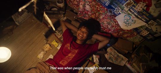 """Trailer kịch tính của """"Ròm"""" nhận nhiều lời khen - Ảnh 1."""