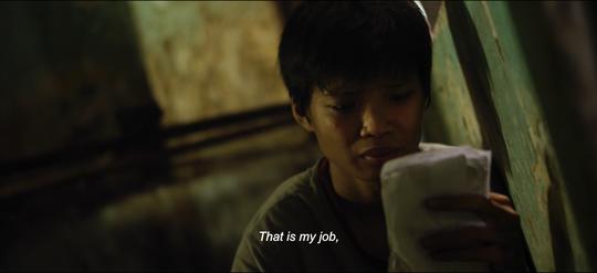 """Trailer kịch tính của """"Ròm"""" nhận nhiều lời khen - Ảnh 2."""