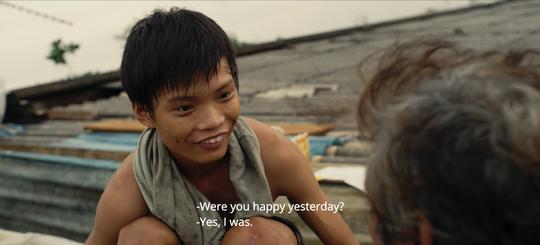"""Trailer kịch tính của """"Ròm"""" nhận nhiều lời khen - Ảnh 3."""
